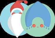 Цены на вызов Деда Мороза и Снегурочки на дом в Москве Новый Год 2019